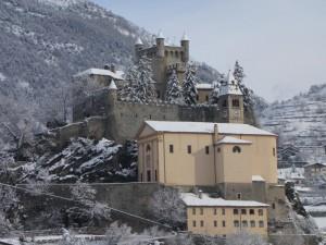 Canonica Chiesa Castello