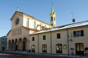 Desana - Chiesa di San Pietro e Maurizio