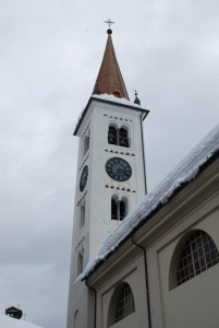 Chiesa parrocchiale di San Cassiano, particolare