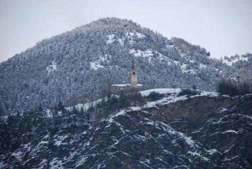 Saint-Nicolas - San Nicola e la montagna