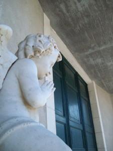 L'angelo silenzioso