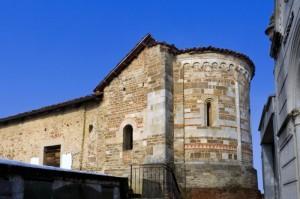Montafia - San Martino - L'abside
