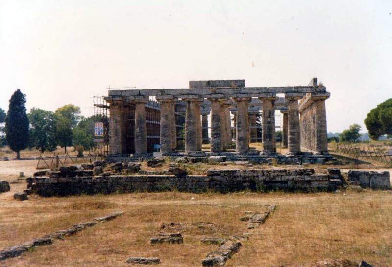 ''Il Tempio di Hera'' - Capaccio