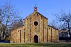 Viguzzolo - La pieve di Santa Maria.