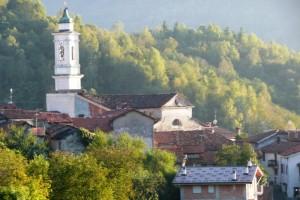 la parrocchiale di San Pietro a Valsorda