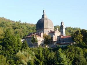 Il Santuario della Madonna delle Grazie