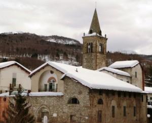 Santa Maria extra moenia al Borgo Maggiore