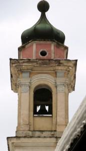Il campanile del San Giovanni al Borgo
