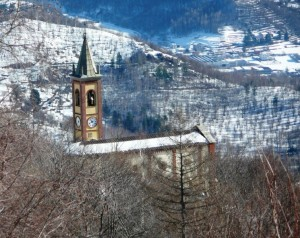 S.Maria della Vittoria a Cappello, frazione Garessio