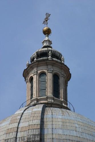 Mantova - Basilica di S. Andrea cupola