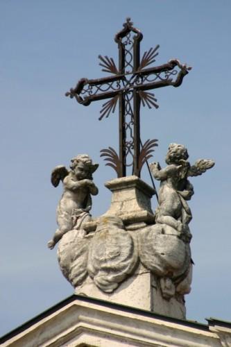 Mantova - Particolare Duomo di Mantova