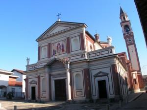 Chiesa di SS Quirico e Giulitta a Solaro