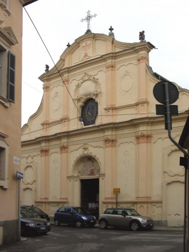 Vercelli - Chiesa di Sant'Anna
