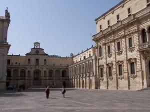 Cortile del Duomo