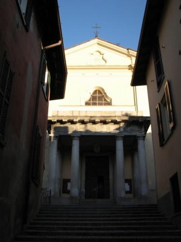 Vercurago - Chiesa dei SS. Gervaso e Protaso