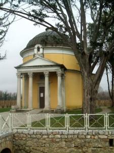 (Bordiga. Chiesa di S.Maria della Salute)