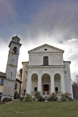 Pella - Santuario Madonna del Sasso