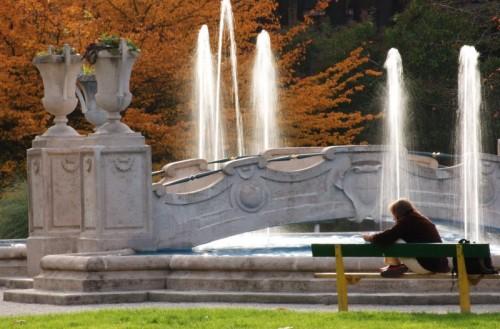 Novara - Fontana Parco dei Bambini