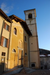 Chiesa di Parrocchiale di Ponzate fraz. di Tavernerio