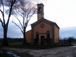 Oratorio di San Rocco - Casale di Felino