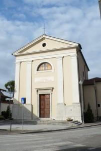 chiesa di Passons