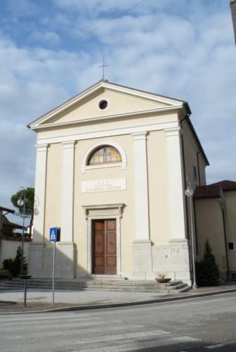 Udine - chiesa di Passons