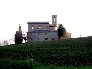 Chiesa di Loretello, frazione di Arcevia