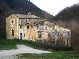 Chiesa S. Ansovino, frazione Avacelli di Arcevia