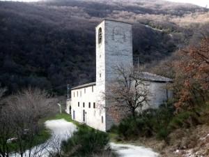 Santuario Santa Maria delle Grazie - Arcevia