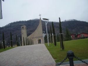 la nuova chiesa