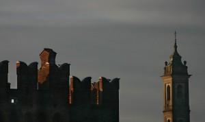 Il castello ed il campanile