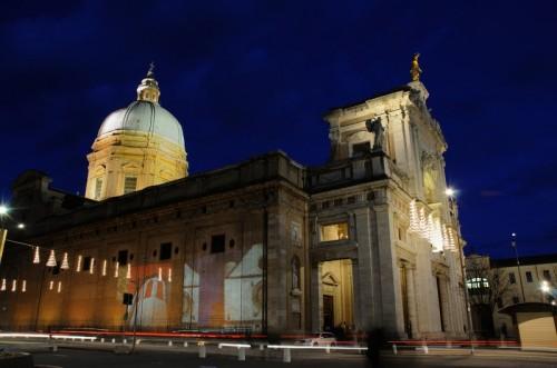 Assisi - Chiesa di Santa Maria degli Angeli