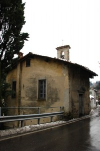 Chiesetta in Loc.Casina a Solzago