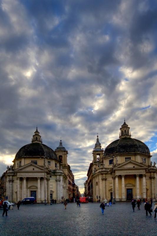 ''Le Gemelle 2'' - Roma