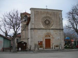 La parrocchiale di San Nicola
