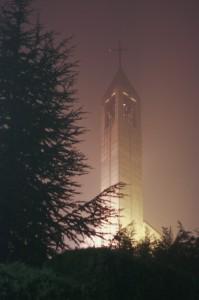 Mater Ecclesiae nella nebbia