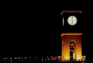 il campanile del duomo di cecina