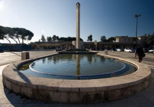 Montecatini-Terme - L'obelisco