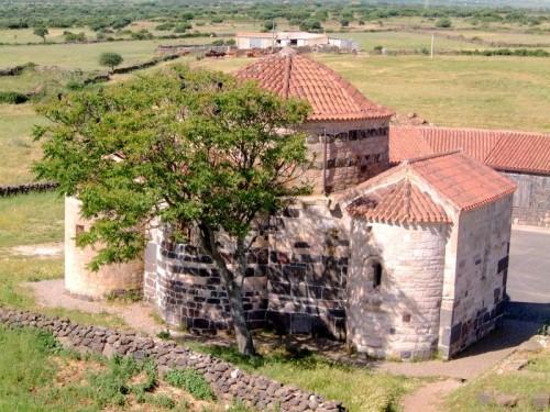 Sassari - Antico santuario