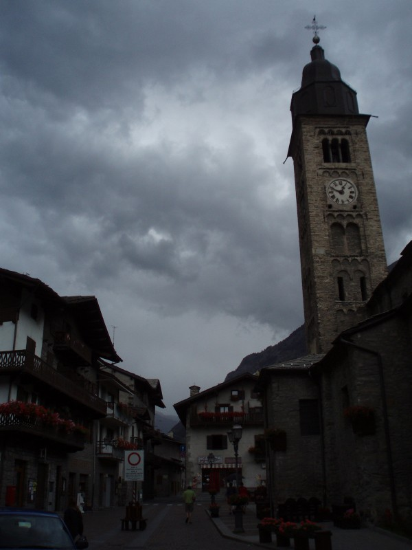 ''Orologio'' - Aosta