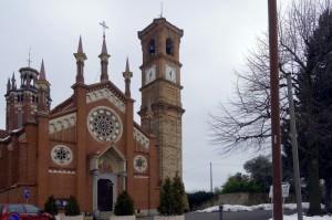 Pino d'Asti - Chiesa della Madonna del Carmine.