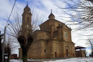 Piovà Massaia - Chiesa dei Santi Pietro e Giorgio