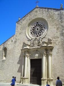 Frontale della Cattedrale