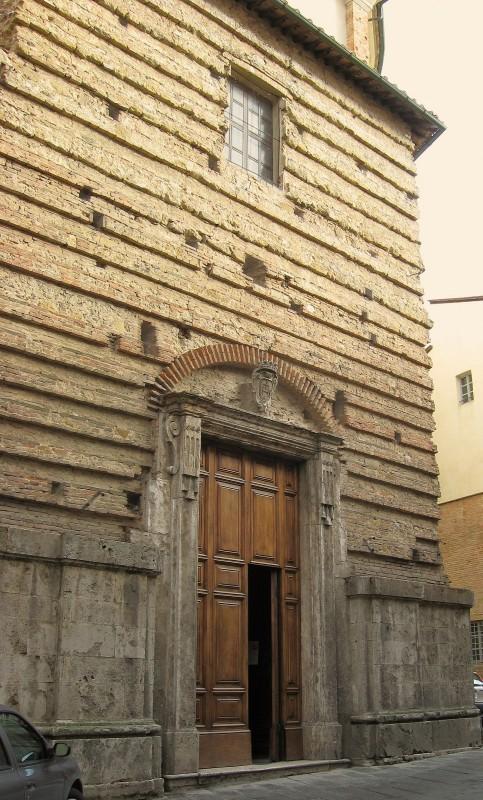 ''chiesa nella voltaia'' - Montepulciano