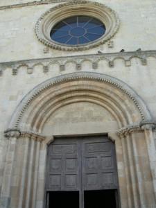 Santa Maria in Betlem, particolare