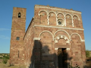 Chiesa romanica di Nostra Signora di Tergu