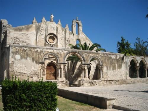 Siracusa - Chiesa Antica di Siracusa