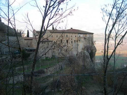 Ocre - Il convento di S.Angelo d'Ocre