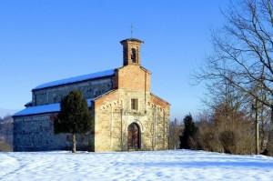 Cortazzone - San Secondo nella neve