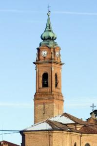 Castel'Alfero - San Pietro e Paolo - Il campanile